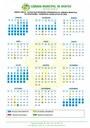 Calendário das Reuniões Ordinárias de 2020